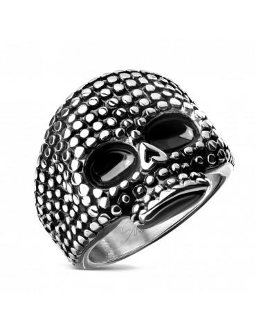 Prsteň z chirurgickej oceli...