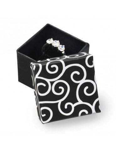 Darčeková krabička na prsteň alebo náušnice